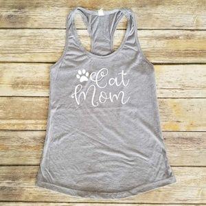 Cat Mom / fur mama / kitty mommy /cats lover
